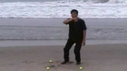 Diagonal Energies In Tai Chi Chaun with TC Hou