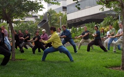 How to Earn a Tai Chi Certificate